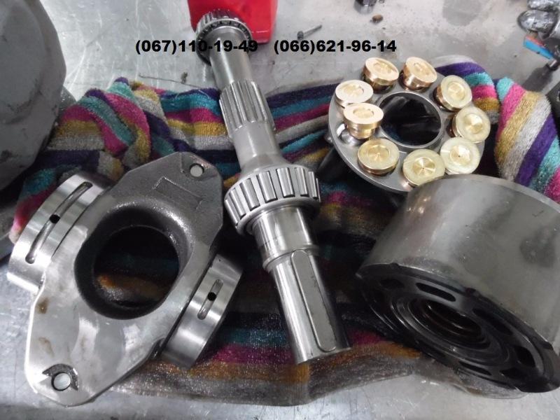 Ремонт гидростатики UN-053  Ун-053 и UNC-060