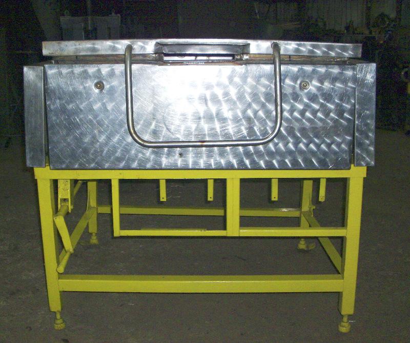 Сковорода электрическая промышленная