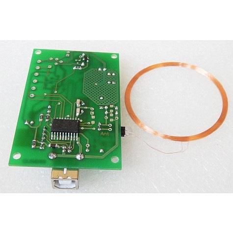 Встраиваемый RFID считыватель RR08U-K