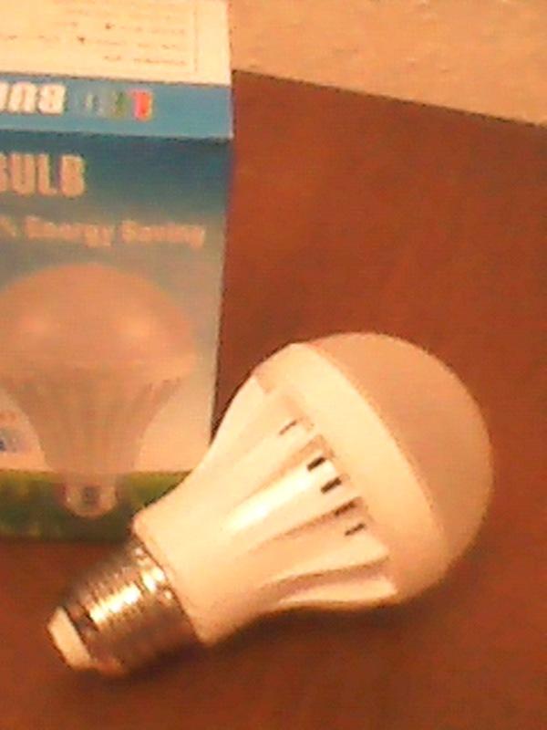 Продам светодиодные лампочки LED BULB 9W HI