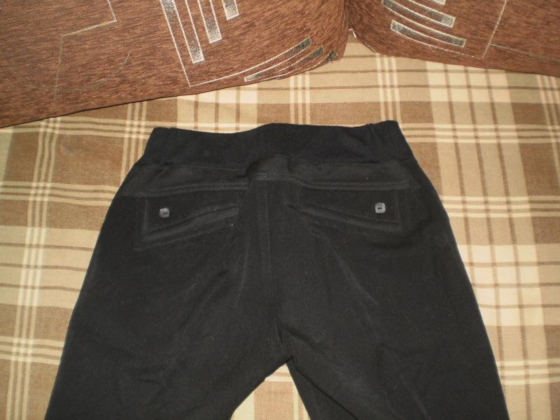 Шерстяные брюки для беременных